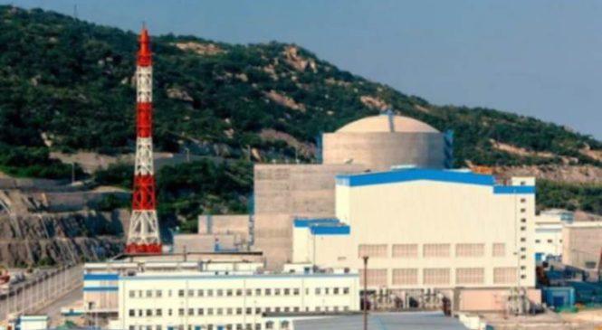 Na čtvrtém bloku elektrárny Tchien-wan bylo dosaženo první kritičnosti