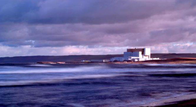 MAAE posuzuje bezpečnost elektrárny Torness