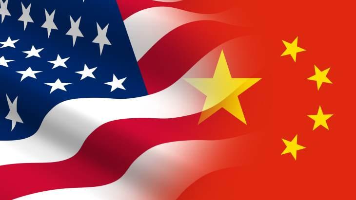 jaderná energie - NEI kontroluje americko čínské obchodní vztahy - Zprávy (USA China flags Adobe Stock) 2
