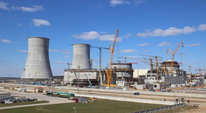 Ostrověcká JE dostane palivo v prosinci, Bělorusko vyjednává snížení úrokových sazeb