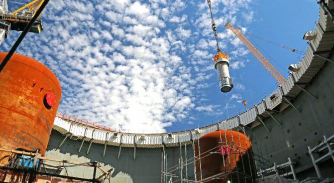 Další milníky projektu jaderné elektrárny Vogtle