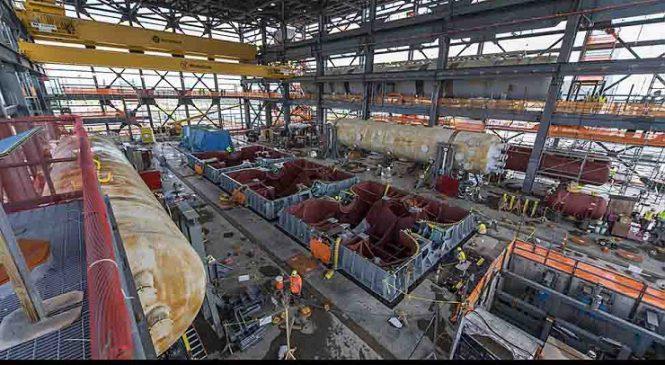 Majitelé souhlasí spokračováním výstavby 3. a 4. bloku elektrárny Vogtle