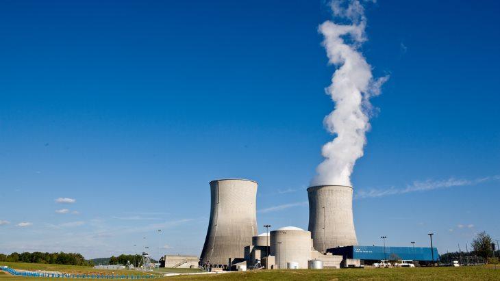 jaderná energie - USA udělily smlouvu na ochuzení uranu - Palivový cyklus (Watts Bar USA TVA) 1