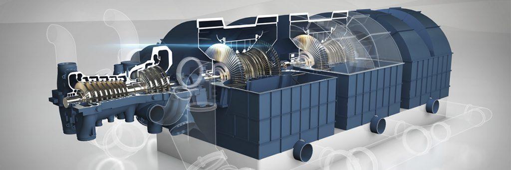 jaderná energie - GE Power vyhrála kontrakt na dodávku turbín pro egyptskou jadernou elektrárnu El Dabaa - Nové bloky ve světě (arabelle steam banner) 1