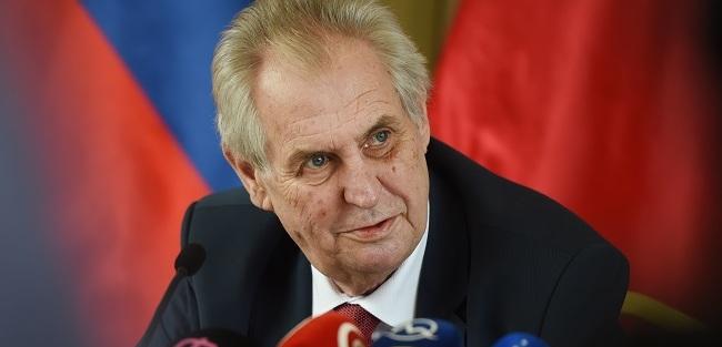 Expertní tým prezidenta Zemana podpořil jadernou energetiku