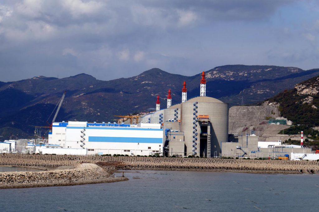 jaderná energie - Čtvrtý blok čínské JE Tchien-wan typu VVER vyrábí elektřinu - Zprávy (image1) 2