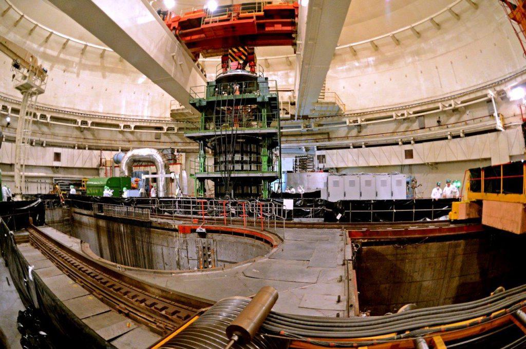 jaderná energie - Rosatom demonstroval unikátní technologii pro prodloužení provozu reaktorů velkého výkonu - Zprávy (Balakovská JE žíhání 2) 2