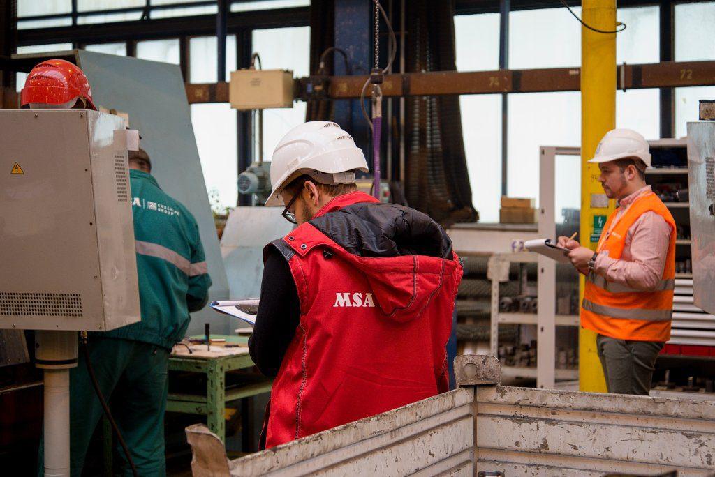 jaderná energie - MSA: Armatura pro jádro váží stejně jako její dokumentace - V Česku (DSC 4144 1) 2