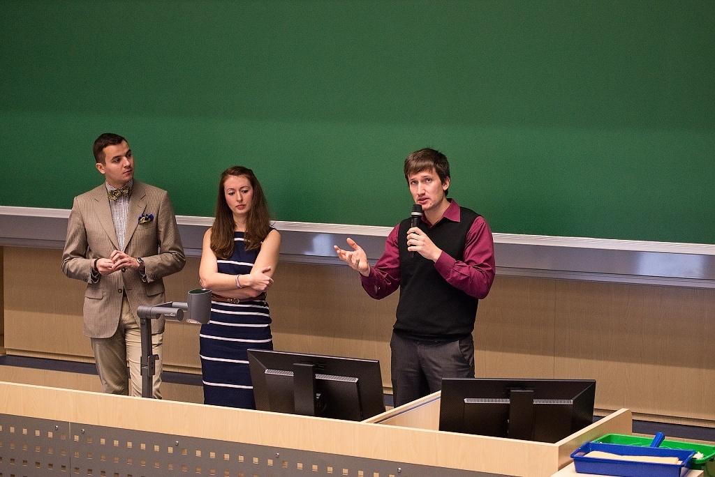 Zahraniční vyučující přednášel na ZČU o vývoji a bezpečnosti jaderných reaktorů