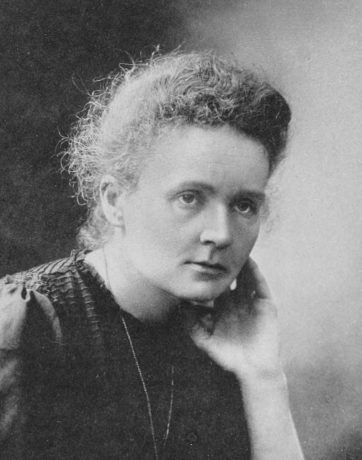 jaderná energie - Matka radiace: Marie Curie - Zprávy (Marie Curie Nobel Chem) 1