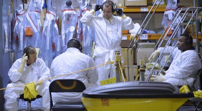 Milník pro decommissioning závodu výroby jaderného vesmírného paliva