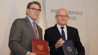 Polsko a Spojené státy podepsaly prohlášení o energetickém zabezpečení