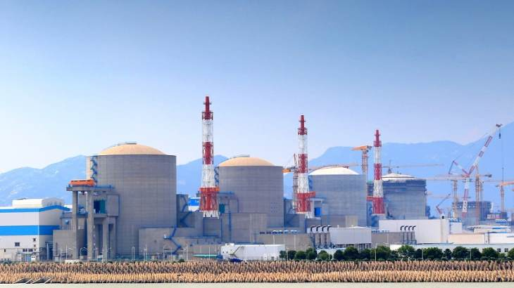 jaderná energie - Klimatické cíle vyžadují výrazné zvýšení výkonu čínských jaderných elektráren. - Zprávy (Tianwan 1 4) 1