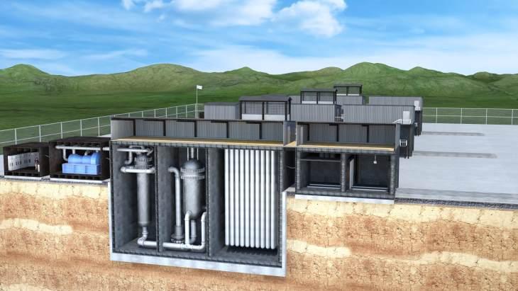 Spojené království se zavazuje k pokročilým jaderným technologiím