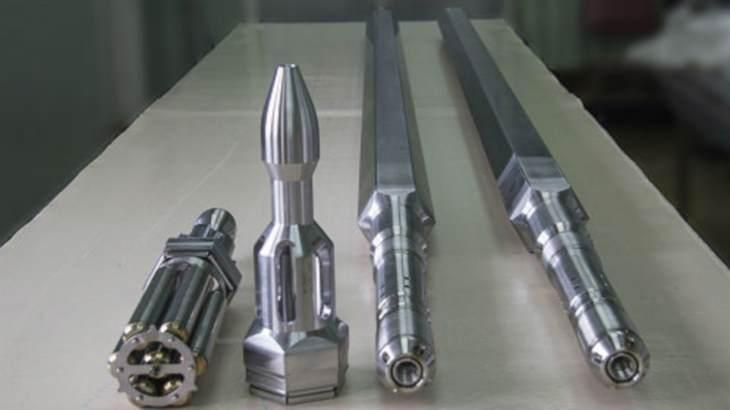 jaderná energie - Rosatom zahájil sériovou výrobu paliva MOX pro sodíkový reaktor BN-800 - Zprávy (BN 800 MOX fuel assembly NIIAR) 2
