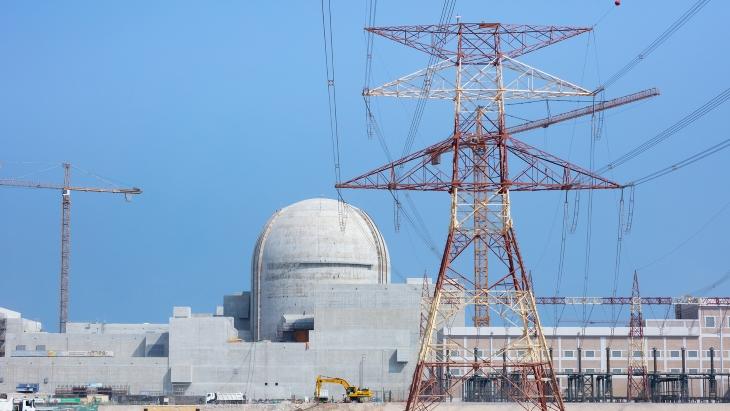 jaderná energie - Chladné testy na třetím bloku elektrárny Barakah dokončeny - Zprávy (Barakah 3 UAE ENEC) 1