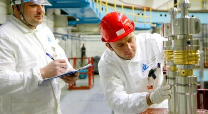 Rusko začne vyrábět radioaktivní kobalt v Kurské jaderné elektrárně
