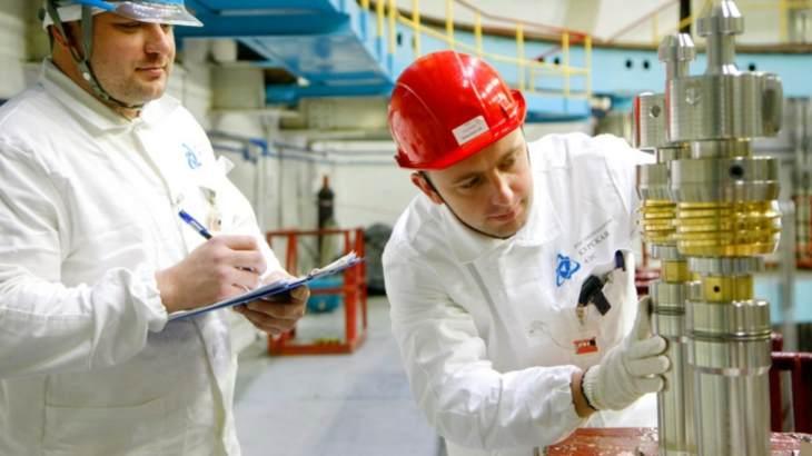 jaderná energie - Rusko začne vyrábět radioaktivní kobalt v Kurské jaderné elektrárně - Zprávy (Cobalt production at Kursk 4 Rosenergoatom) 1