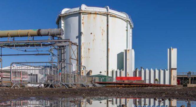 Společnost Cavendish se zavázal k demolici jaderného reaktoru Dounreay