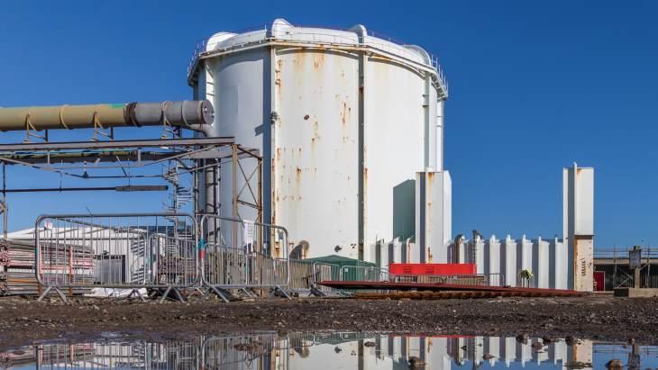 jaderná energie - Společnost Cavendish se zavázal k demolici jaderného reaktoru Dounreay - Zprávy (DMTR Dounreay) 1