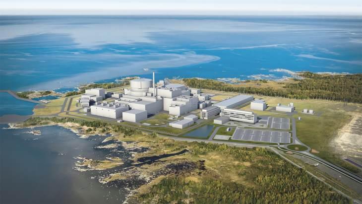 Finové revidovali plán prvního bloku elektrárny Hanhikivi