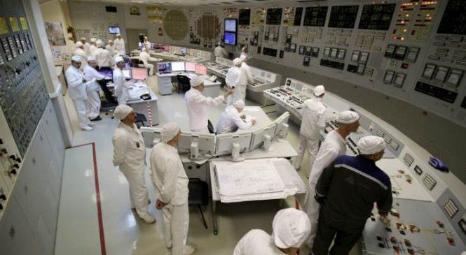 První blok Leningradské jaderné elektrárny ukončil svůj provoz