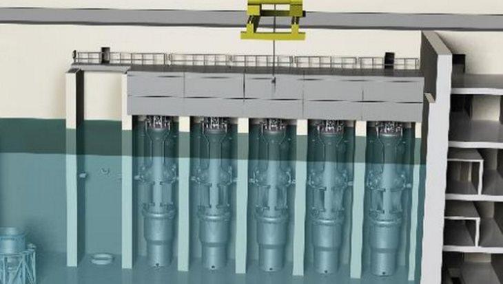 jaderná energie - Proč je úvěrový systém SMR reaktorů Spojeného království budoucností pro jaderný průmysl? - Zprávy (NuScale SMR NuScale 1) 1