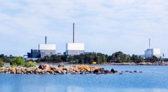 Společnost Uniper řídí demolici švédských reaktorů