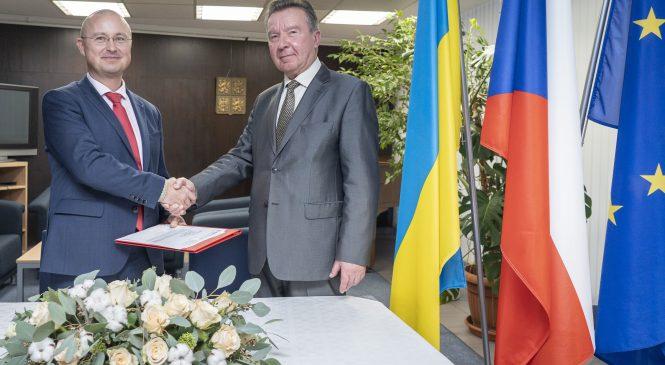 Česká společnost NUVIA získala na Ukrajině zakázky za 1,7 miliardy korun