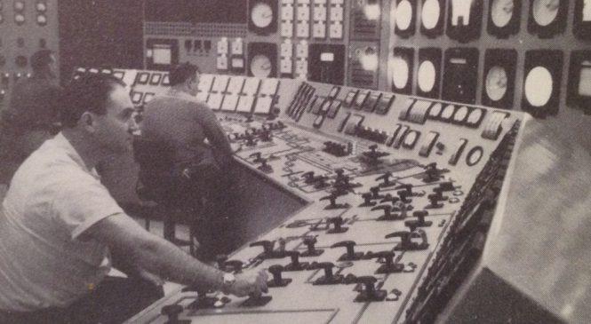 Jádro v síti! Shippingport, 1957