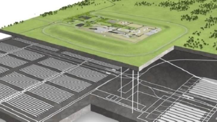 jaderná energie - Spojené království znovuspustí proces výběru lokality hlubinného úložiště - Zprávy (UK repository concept RWM) 1