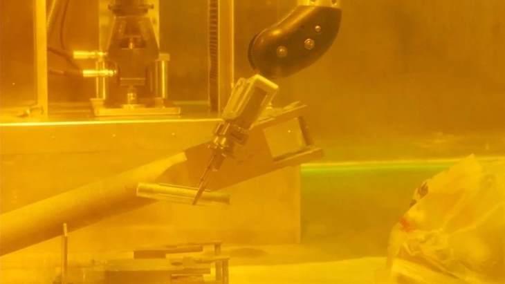Čínský vývoj ATF prochází ozařovacími testy
