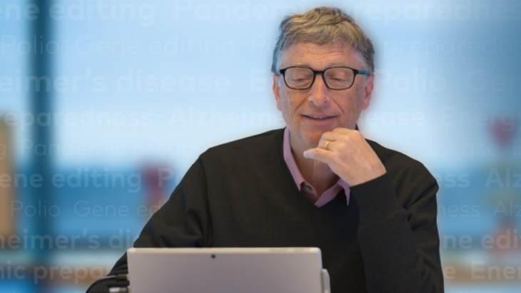 Jádro je ideální cestou pro řešení klimatických změn, informuje Bill Gates