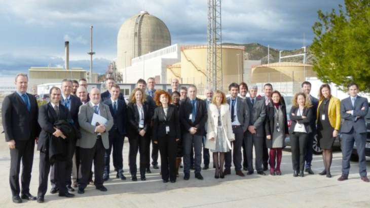jaderná energie - MAAE hodnotí dlouhodobou bezpečnost ve Španělsku - Zprávy (IAEA SALTO review of Asco and Vandellos ANAV) 1