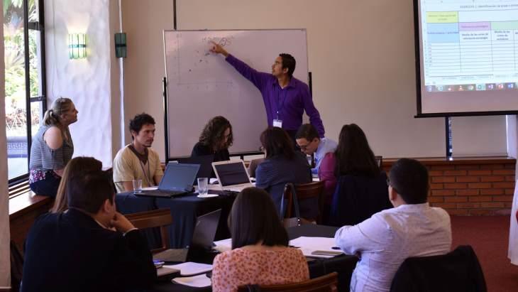 jaderná energie - MAAE vede vzdělávací kurzy v Latinské Americe - Zprávy (IAEA School of Nuclear Knowledge Management Costa Rica December 2018 National University of Costa Rica) 1