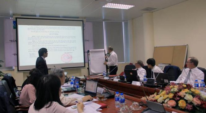 MAAE pomáhá Vietnamu s plánováním nového výzkumného reaktoru