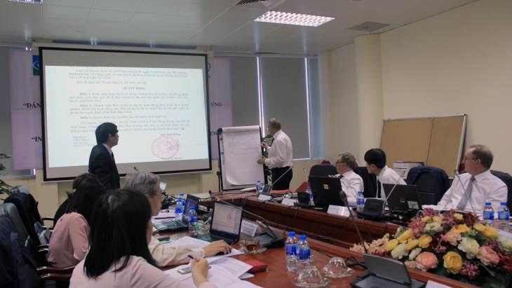 jaderná energie - MAAE pomáhá Vietnamu s plánováním nového výzkumného reaktoru - Zprávy (INIR RR mission to Vietnam December 2018 IAEA) 1