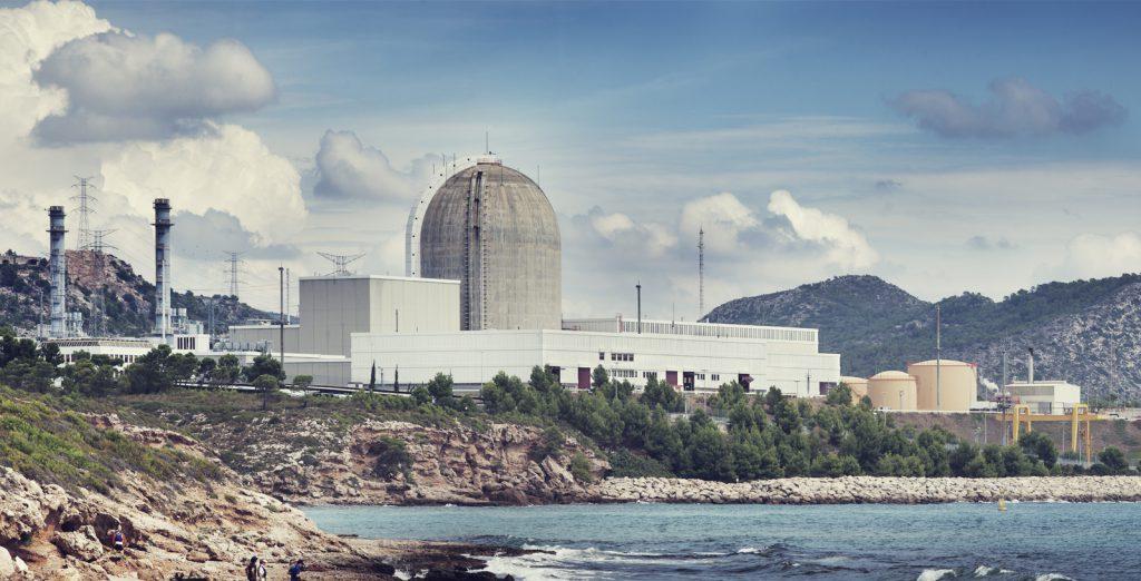 jaderná energie - Stávající jaderná energie bude nejlevnější formou v roce 2030 - Ve světě (Idom Nuclear Services ANAV CNAT NUCLENOR Lifetime Management projects Asco Vandellos Almaraz Trillo Garo a nuclear power plants Gestion Vida AlfonsoCalza) 1