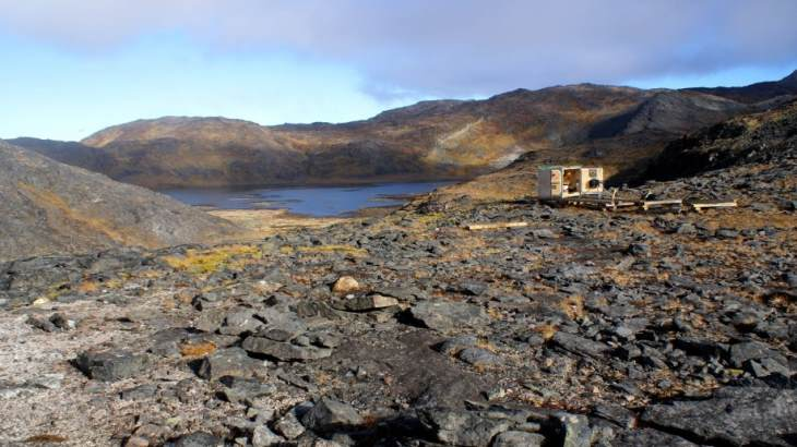jaderná energie - Společný podnik Číny pro minerály vzácných zemin z Grónska - Zprávy (Kvanefjeld Greenland September 2007 Greenland Minerals) 1