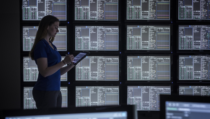 Inovativní technologie zlepšuje bezpečnost systému NuScale