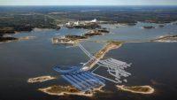 Švédský dozorný orgán podpořil rozšíření úložiště