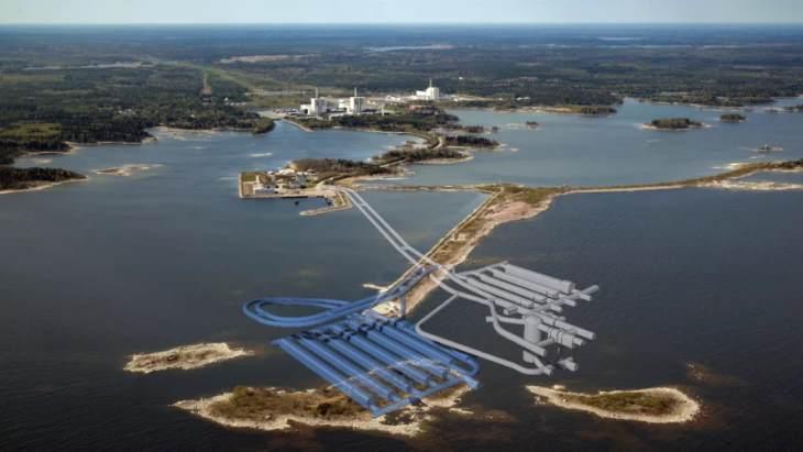 jaderná energie - Švédský dozorný orgán podpořil rozšíření úložiště - Zprávy (SFR expansion plans SKB) 1