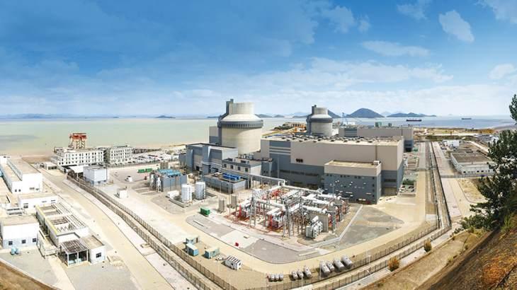 jaderná energie - Elektřina z jádra v Číně vzrostla v roce 2018 o 18,6 % - Zprávy (Sanmen units 1 and 2 SNPTC) 1