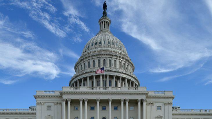 jaderná energie - Americký dokument o jaderných inovacích se stává zákonem - Zprávy (US Captiol west front Architect of the Capitol) 1