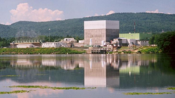 Dokončení prodeje elektrárny Vermont Yankee