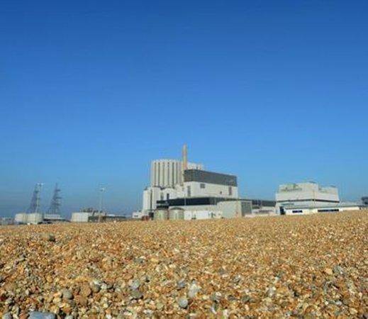 jaderná energie - Nepřijatelná koroze na britské jaderné elektrárně Dungeness B si vyžádala 2. stupeň INES - Zprávy (dungeness power station) 1