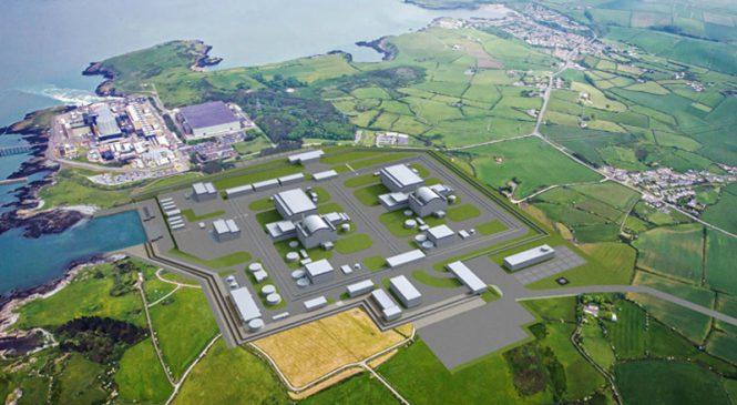 Hitachi ruší plány jaderné elektrárny Wylfa