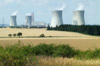 Třebíčský deník: Dukovanská elektrárna spouští blok a hlásí střídání