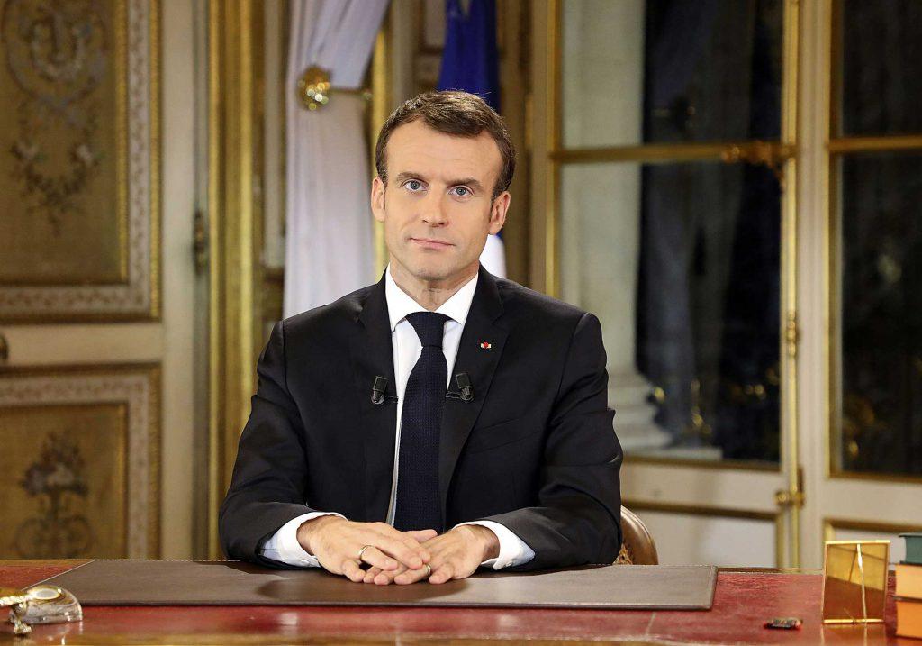 jaderná energie - Macron sdělil, že se Francie rozhodne stavět nový EPR reaktor kolem roku 2022 - Zprávy (1x 1) 1