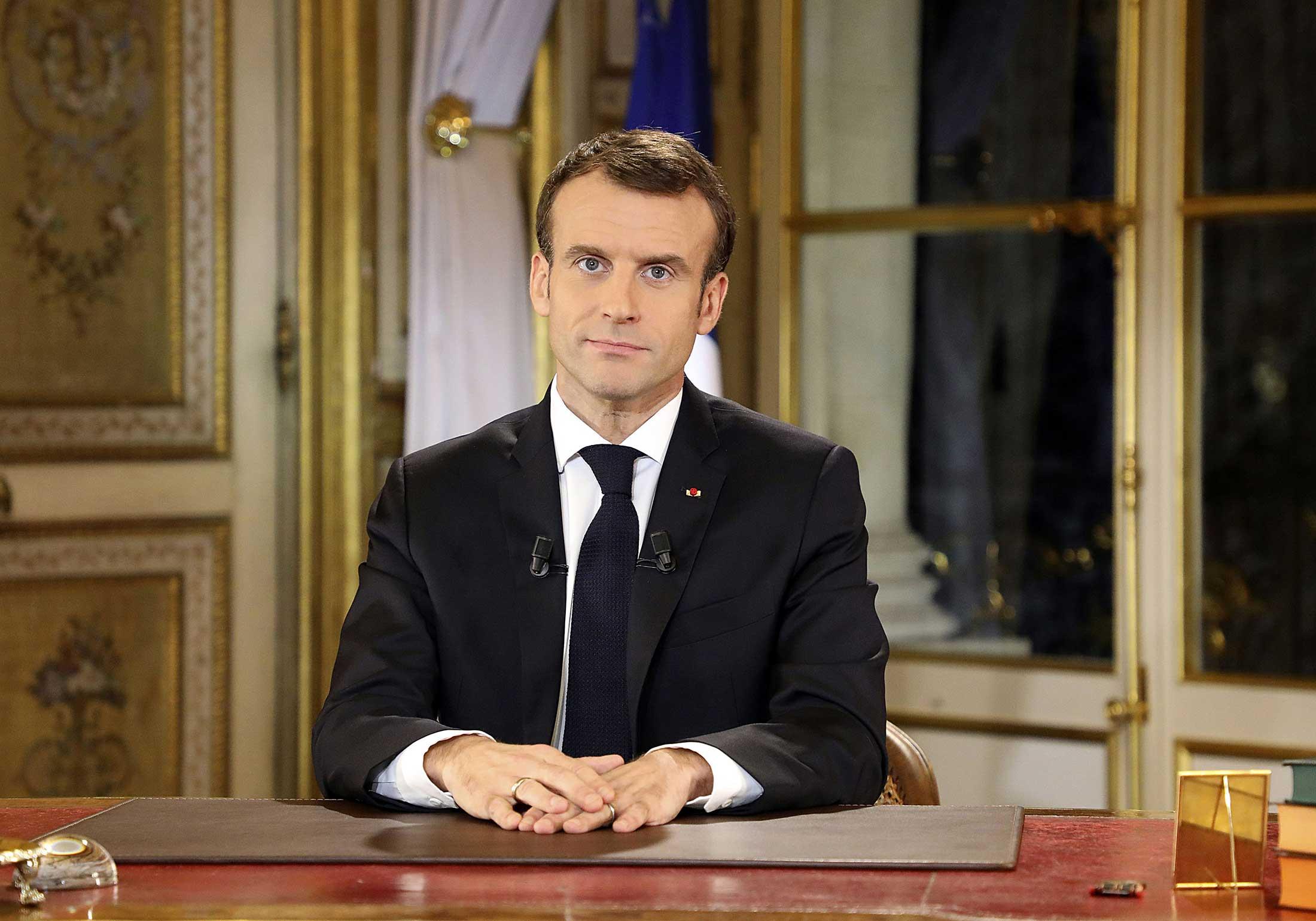 jaderná energie - Macron sdělil, že se Francie rozhodne stavět nový EPR reaktor kolem roku 2022 - Zprávy (1x 1) 2
